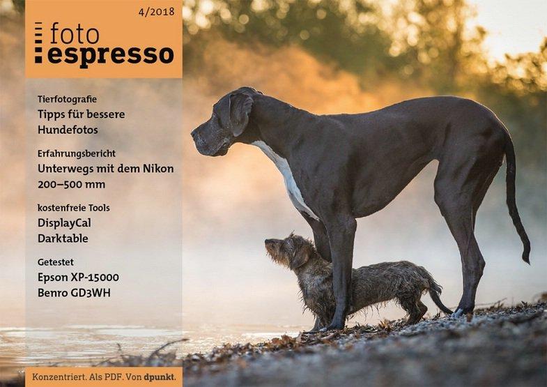 fotoespresso 04/2018 ist da!