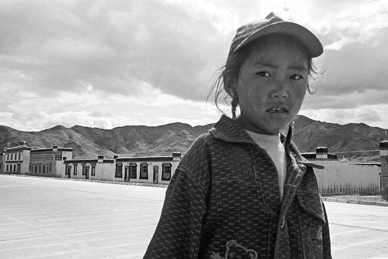 Wolfgang Peter. Tibet – vollkommen analog