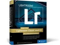 Lightroom Classic und CC Book Cover