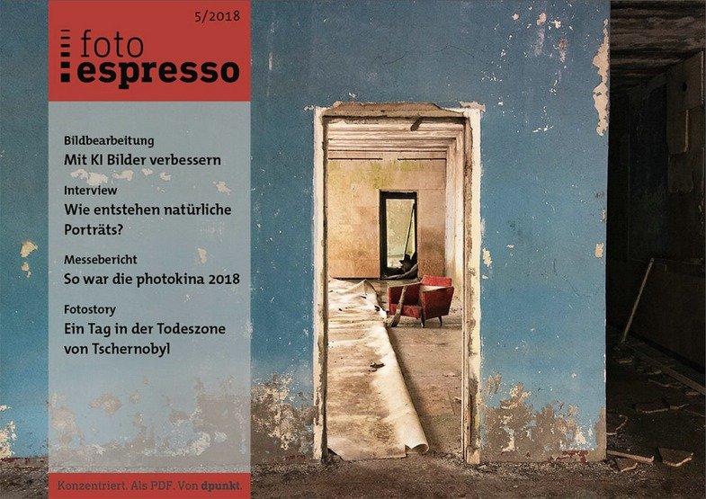 fotoespresso 05/2018 ist da!