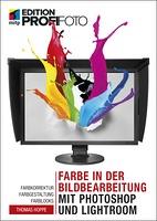 Farbe in der Bildbearbeitung mit Photoshop und Lightroom Book Cover