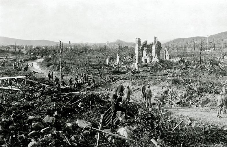 TV-Tipp: Macht der Bilder - Lüge und Propaganda im Ersten Weltkrieg