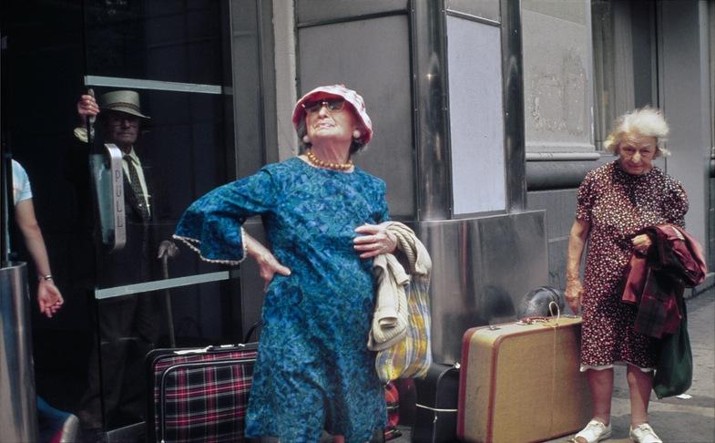 Helen Levitt in Wien