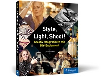 Style, Light, Shoot! Book Cover