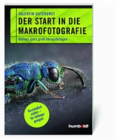 Der Start in die Makrofotografie Book Cover