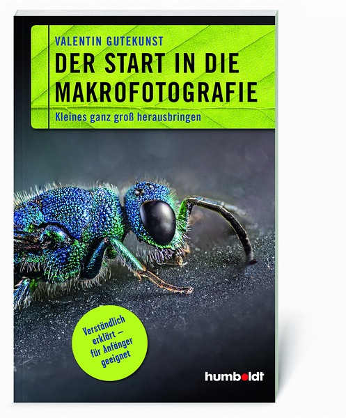 Rezension: Valentin Gutekunst. Der Start in die Makrofotografie