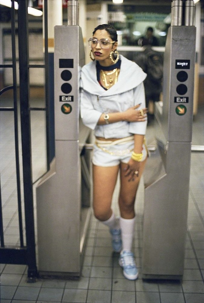 Jamel Shabazz. City Metro
