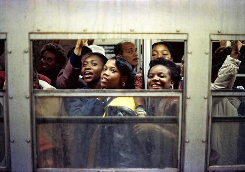 Jamel Shabazz. City Metro