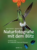 Naturfotografie mit dem Blitz Book Cover