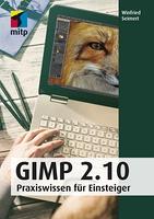 GIMP 2.10 Book Cover