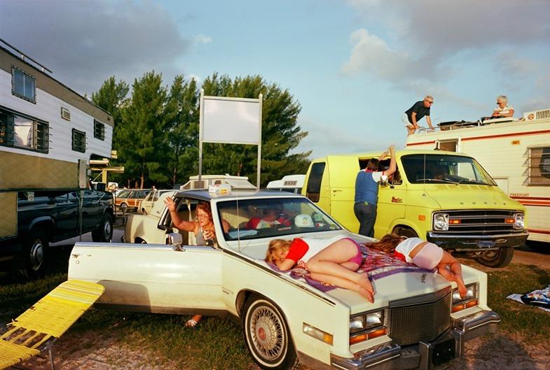 Martin Parr. We love photography! Bild Cocoa Beach I von Mitch Epstein
