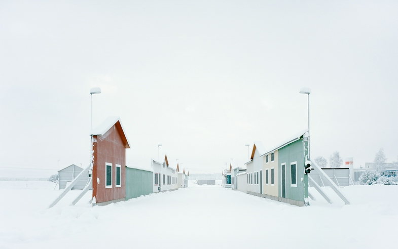 Gregor Sailer. The Potemkin Village