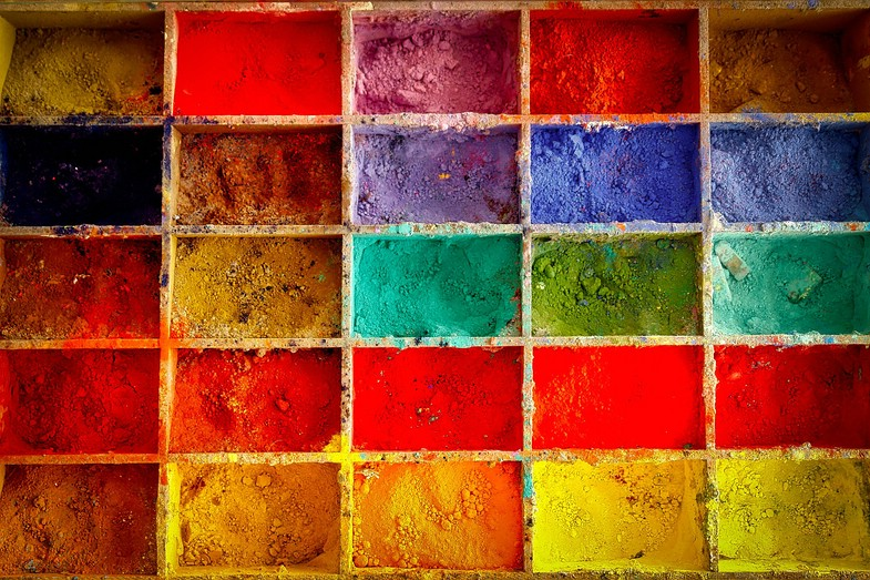 Neuer Fotowettbewerb der Photo+Adventure. Farbenfroh