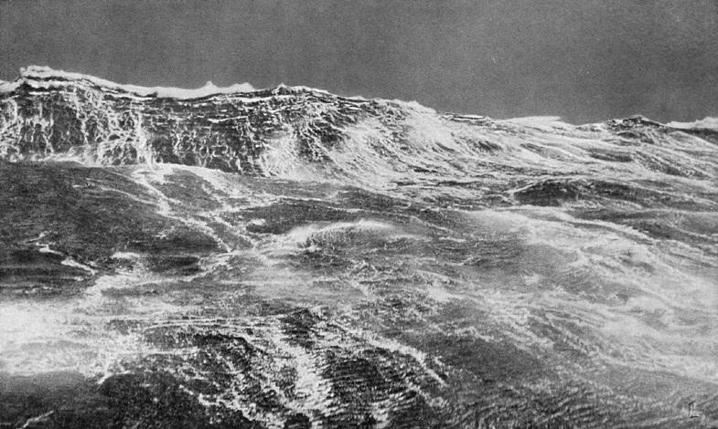 Der Meeresfotograf Franz Graf von Larisch-Moennich