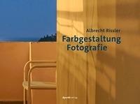 Farbgestaltung Fotografie Book Cover
