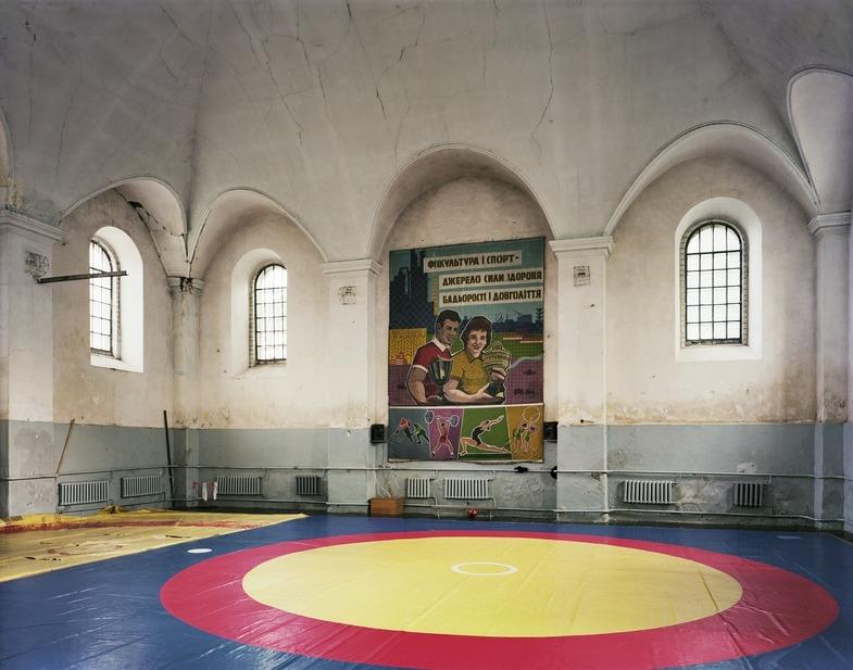 Johanna Diehl. Ukraine Series