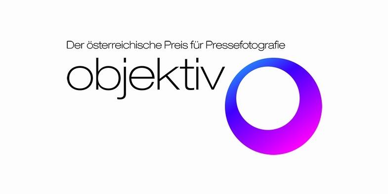 Pressefotopreis Objektiv 2019 gestartet. Logo
