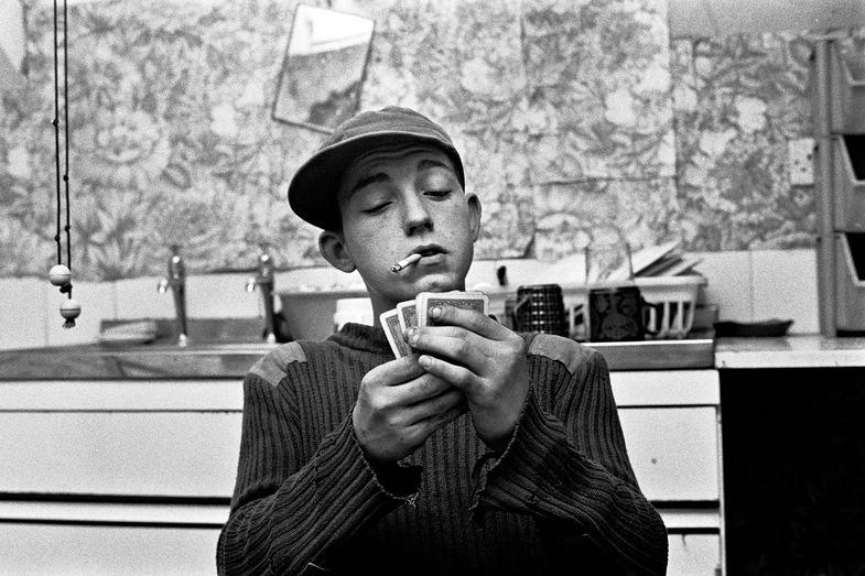 Drei Fotoausstellungen zum BREXIT. Jugendarbeitslosigkeit, 1981