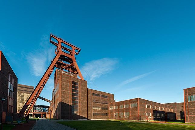 PACertified: Langzeitbelichtung auf Zeche Zollverein