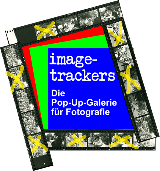 image-trackers: Call for Pictures! Logo