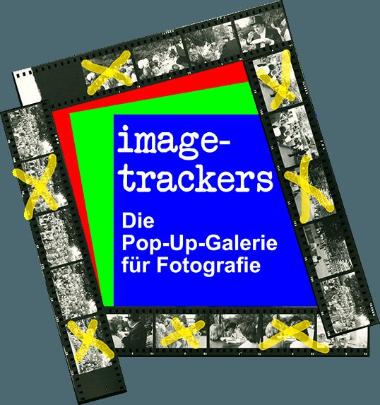 image-trackers: Die Pop-Up-Galerie für Fotografie. Logo