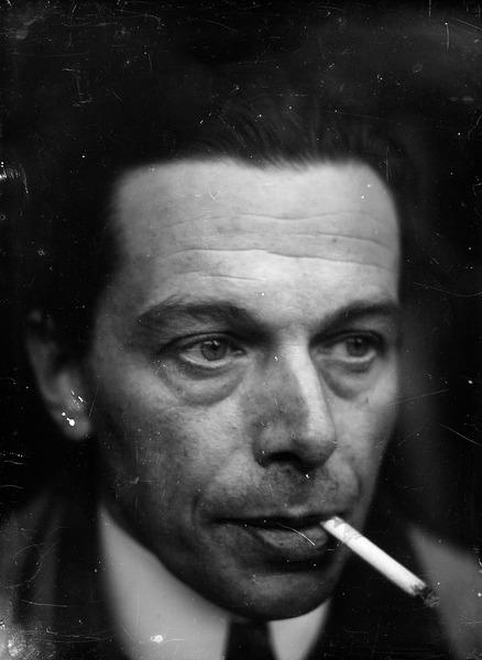 Ernst Ludwig Kirchner. Der Maler als Fotograf. Selbstporträt