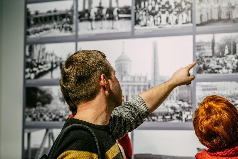 Umkämpfte Wege der Moderne in Potsdam