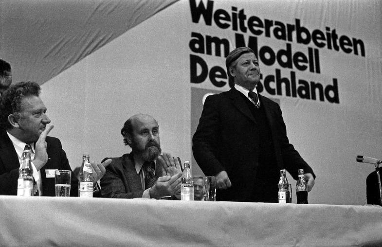 Der Kanzler kommt! Helmut Schmidt