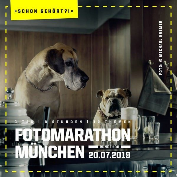Fotomarathon München startet in die 8. Runde