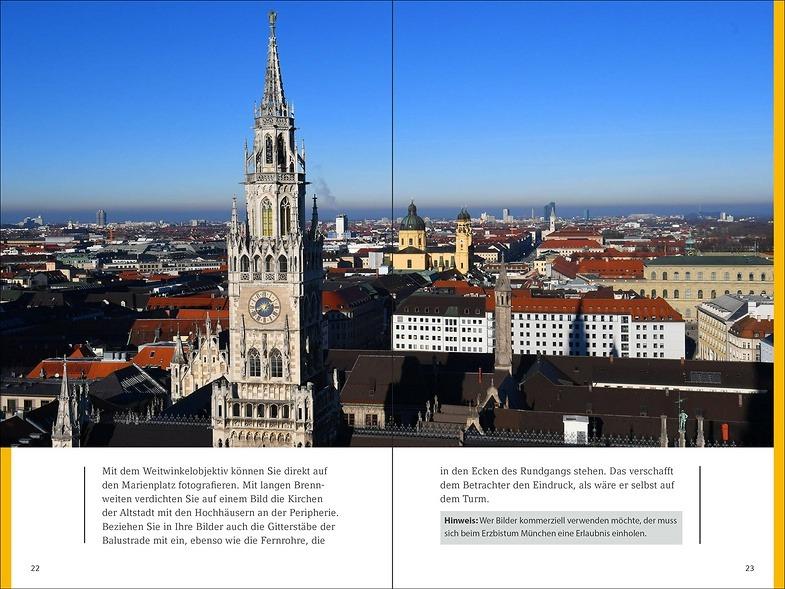 Rezension: Thorsten Naeser. München fotografieren
