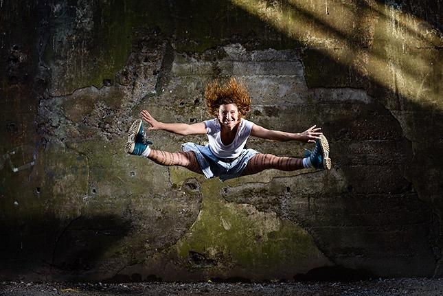 Workshop: Tanzfotografie im Gegenlicht