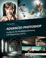 Avanced Photoshop Book Cover