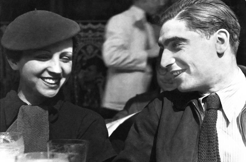 TVTipp: Gerda Taro und Robert Capa