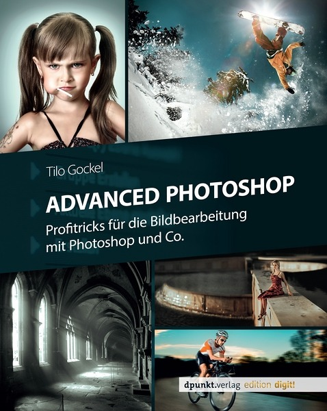 Rezension: Tilo Gockel. Advanced Photoshop