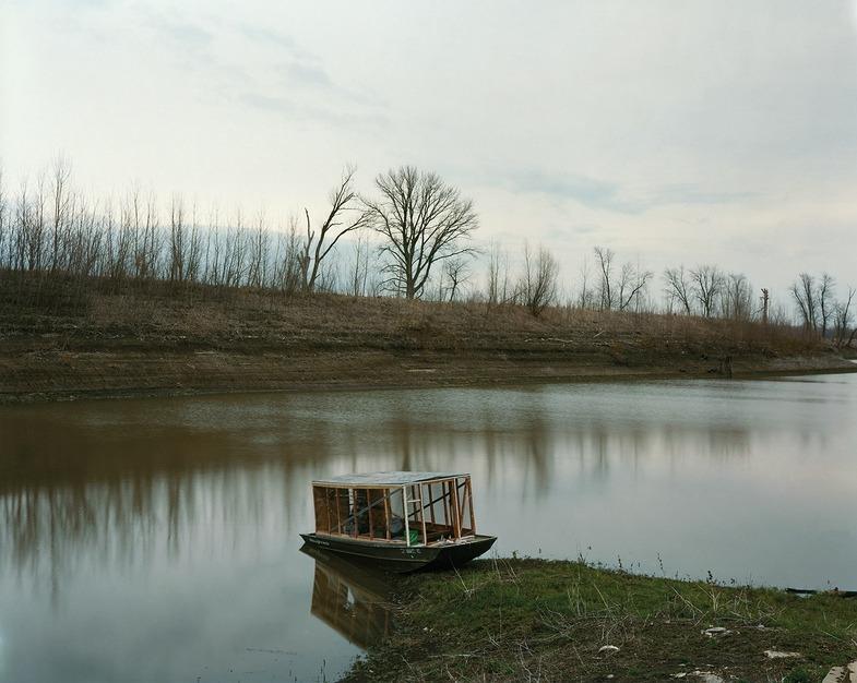 Joachim Brohm, Alec Soth. Two Rivers
