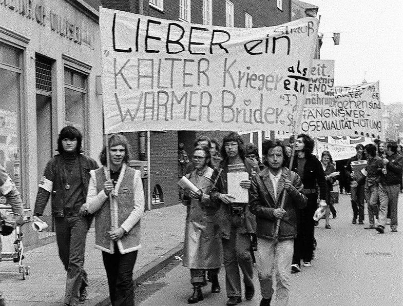 Aufbruch! Die Anfänge der Homosexuellen-Bewegung in Münster
