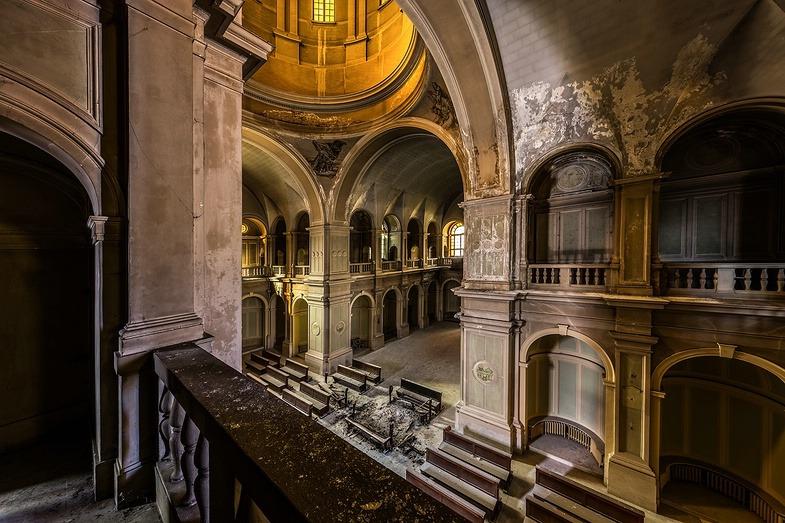 urbEXPO 8: Fotografien verlassener Orte - Bild-Akademie