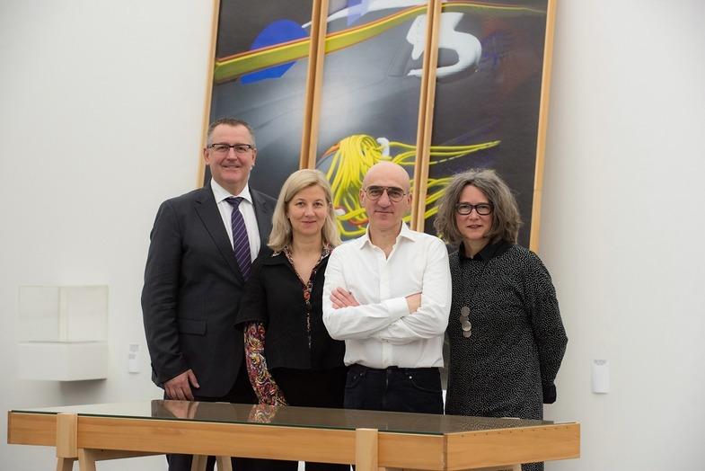 Armin Linke erhält Sparda-Kunstpreis Kubus 2019