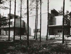 Bauhausarchitektur im Bild