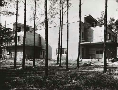 Bauhausarchitektur im Bild - Bild-Akademie