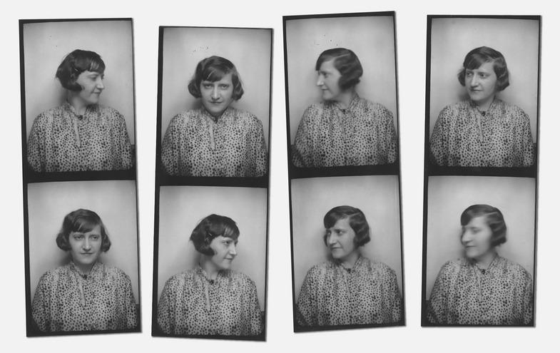 #portrait. Eine Geschichte der inszenierten Personenfotografie