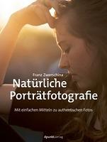 Natürliche Porträtfotografie Book Cover