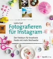 Fotografieren für Instagram Book Cover