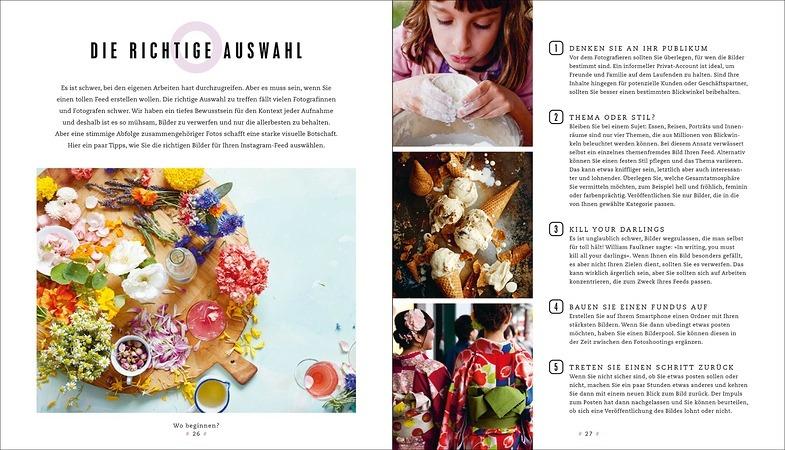 Rezension: Leela Cyd. Fotografieren für Instagram - Bild-Akademie