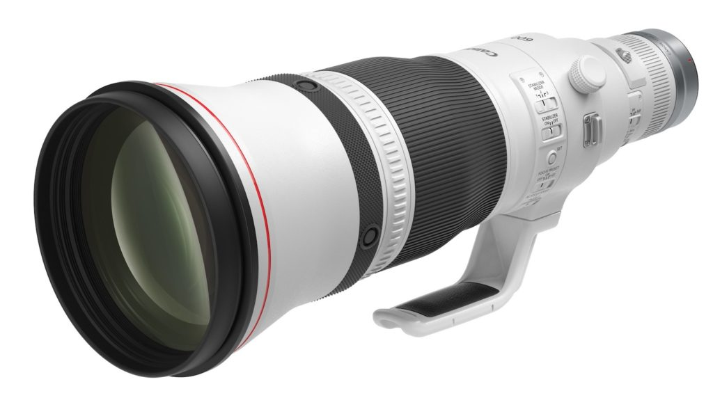 Canon-RF 600mm f/4 L IS USM